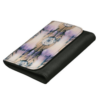 Tiled Dreams Wallets For Women