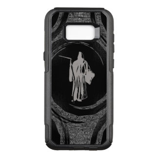 Tiled Grim Reaper OtterBox Commuter Samsung Galaxy S8+ Case
