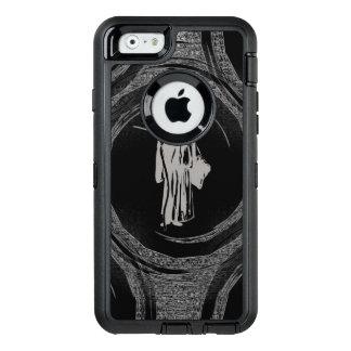 Tiled Grim Reaper OtterBox Defender iPhone Case