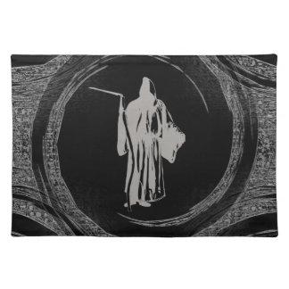 Tiled Grim Reaper Placemat