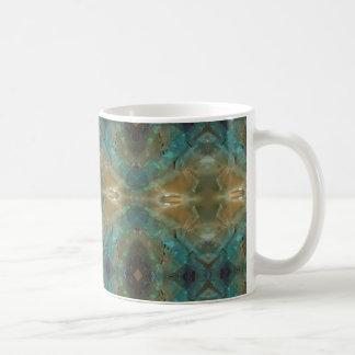 Tiled Opal Coffee Mug
