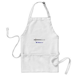 tiler standard apron
