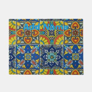 Tiles Abstract Doormat