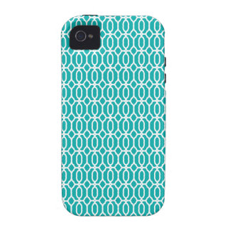 tiles Beautiful fine style fame fashion love moder Case-Mate iPhone 4 Cases