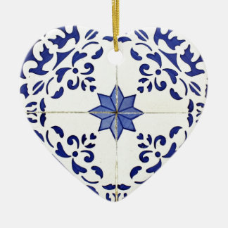 Tiles Ceramic Ornament
