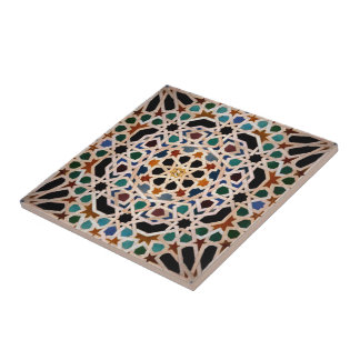 Tiles of the Alhambra