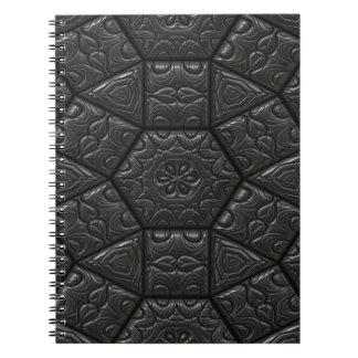 Tiles Pattern Image Notebook