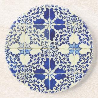 Tiles, Portuguese Tiles Coaster