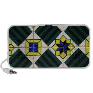 Tiles Portuguese Tiles Mp3 Speakers