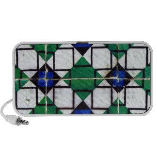 Tiles Portuguese Tiles iPhone Speakers