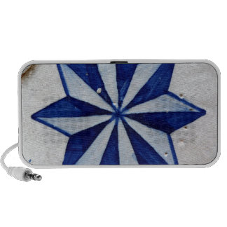 Tiles, Portuguese Tiles iPod Speaker