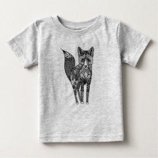 Tilki the Fox Baby T-Shirt
