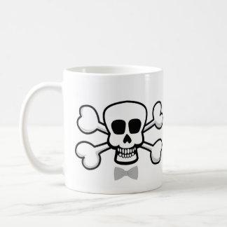 Till Death Do us part Skull Mug Groom's Mugs