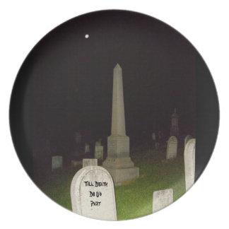 Till Death Do We Part-Humor-Wedding Plate