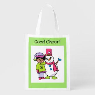 Tillie Tuppet Reusable Grocery Bag