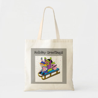 Tillie Tuppet Tote Bag