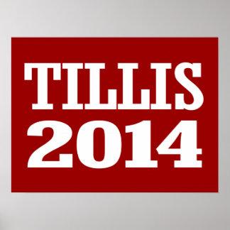 TILLIS 2014 PRINT