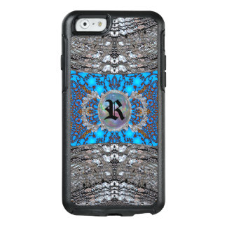 Tilly Pretty Cute Girly  Personalized Monogram OtterBox iPhone 6/6s Case