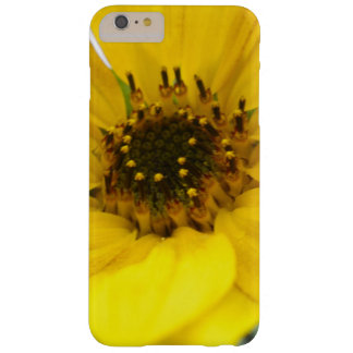 Tilted Sunflower Barely There iPhone 6 Plus Case