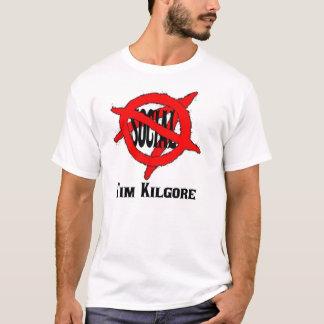 Tim Kilgore AntiSocial Anarchist (Light) T-Shirt