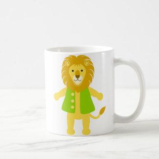 Tim Lion Coffee Mug