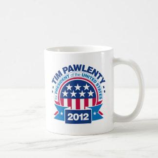 Tim Pawlenty for President 2012 Mug