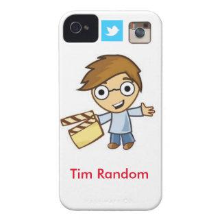 Tim Random iPhone 4 case