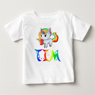 Tim Unicorn Baby T-Shirt