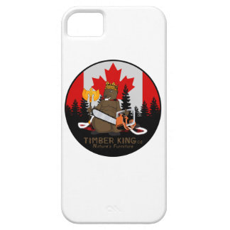 Timber King Log and Stone Furniture Case For The iPhone 5