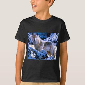 Timber Wolf Art Gifts T-Shirt