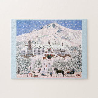 Timberline Lodge Puzzle