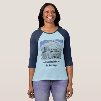 Timberline Lodge Shirt! T-Shirt