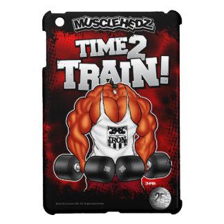 TIME 2 TRAIN! CASE FOR THE iPad MINI