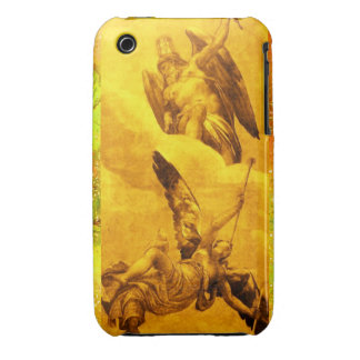 TIME AND FAME ALLEGORY iPhone 3 Case-Mate CASES