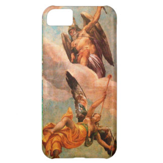 TIME AND FAME ALLEGORY iPhone 5C CASES