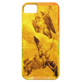TIME AND FAME ALLEGORY iPhone 5 CASE