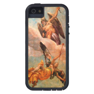 TIME AND FAME ALLEGORY CASE FOR iPhone 5