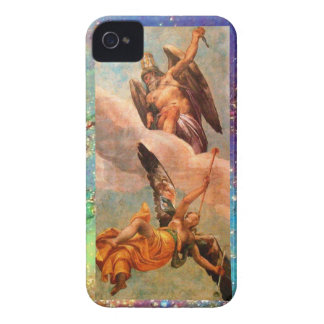 TIME AND FAME ALLEGORY Case-Mate iPhone 4 CASES
