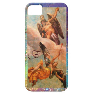 TIME AND FAME ALLEGORY MONOGRAM CASE FOR THE iPhone 5