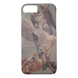 Time and Fame, from the sacristy (fresco) iPhone 7 Case