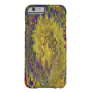 TIME AND SPACE SHATTERED IN THE FIFTH UNIVERSE BARELY THERE iPhone 6 CASE
