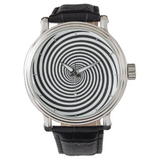 Time Bending Hypnosis Spiral Watch