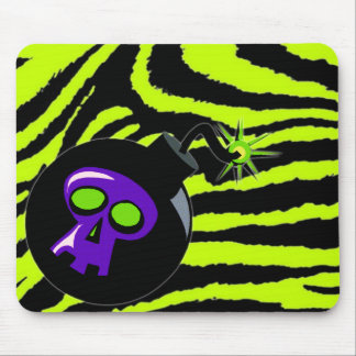 Time Bomb Mouse Pad