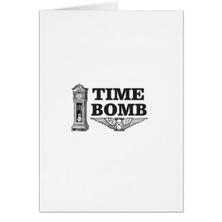 time bomb strikes card