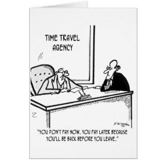 Time Cartoon 5138 Card