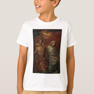 Time, Death and Judgement George Frederick Watts T-shirt