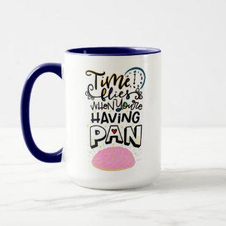 Time Flies When You're Having Pan Mug