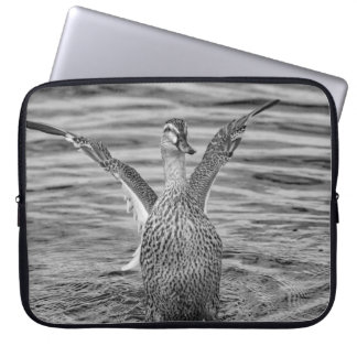 Time for a bath laptop sleeve