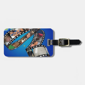 Time For A Laugh Luggage Tag