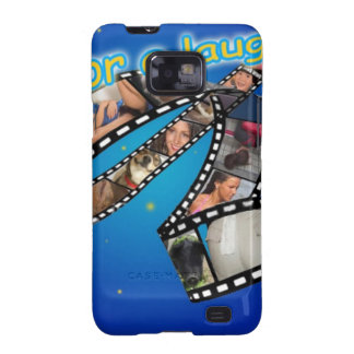 Time For A Laugh Samsung Galaxy SII Case